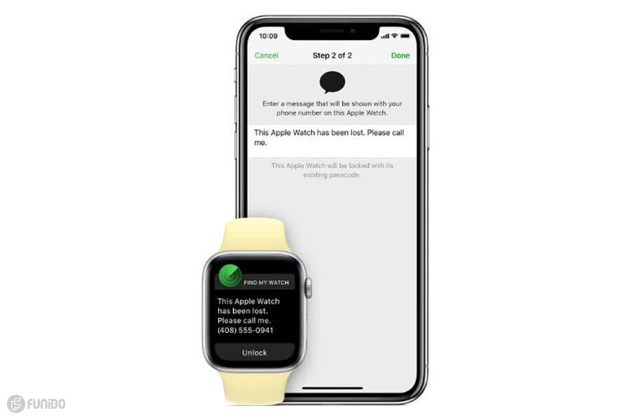 چگونه از Find My iPhone در Apple Watch استفاده کنیم؟