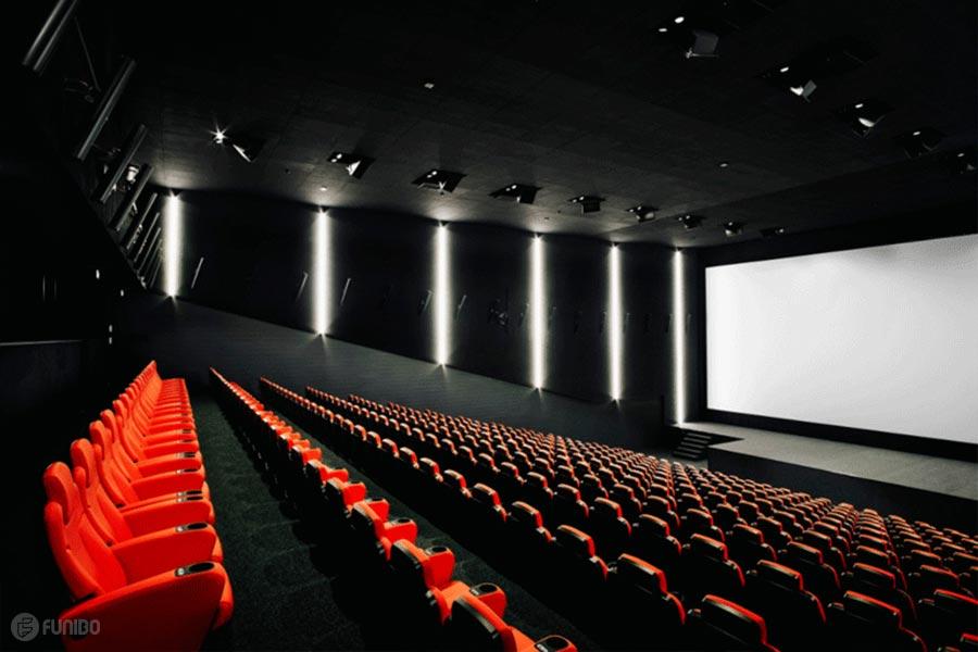بهترین سینماهای تهران