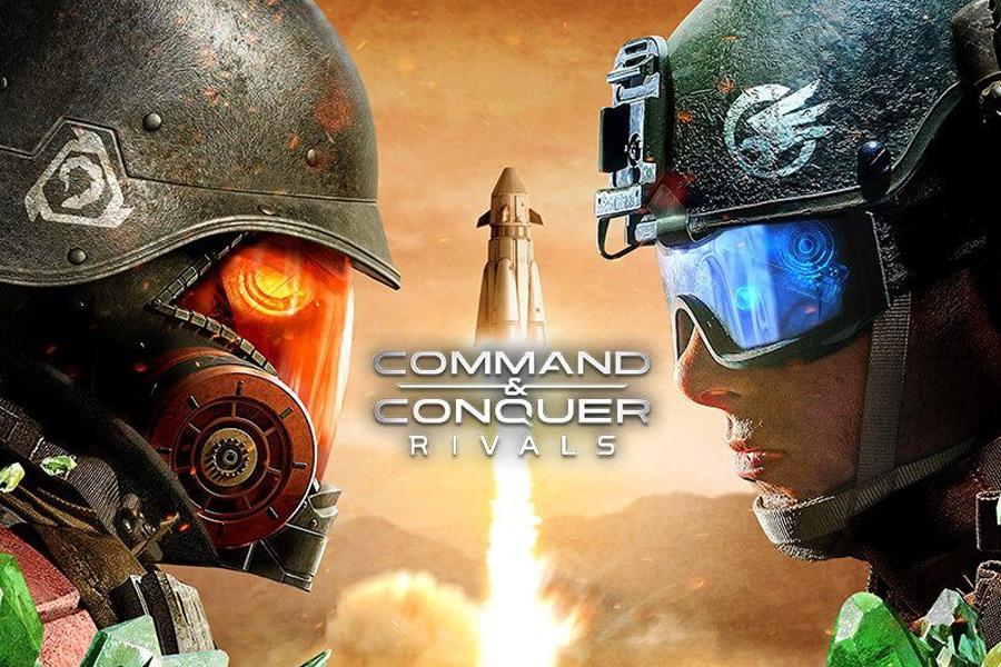 بازی Command & Conquer : Rivals
