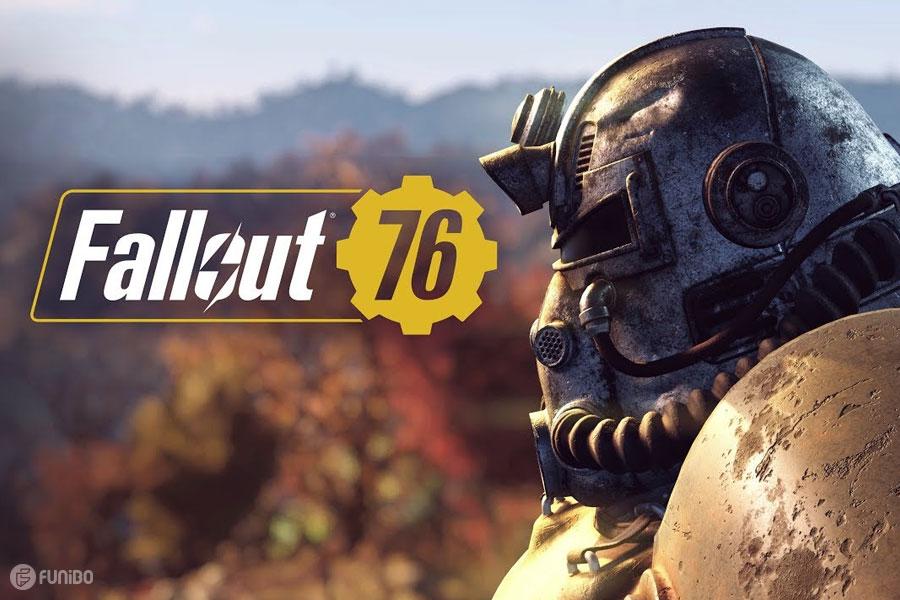 بازی Fallout 76 فال اوت 76