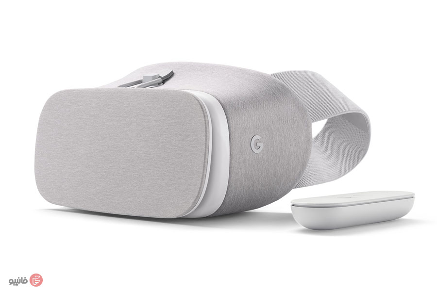 هدست واقعیت مجازی Google Daydream View