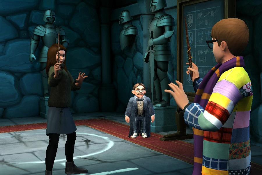 بازی Harry Potter: Wizard Unite