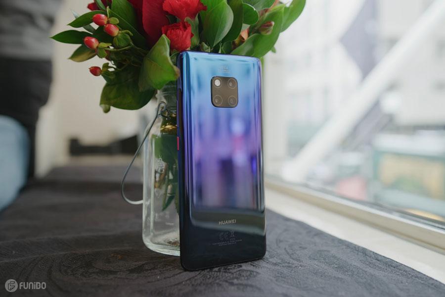 گوشی هواوی میت 20 پرو Huawei Mate 20 Pro
