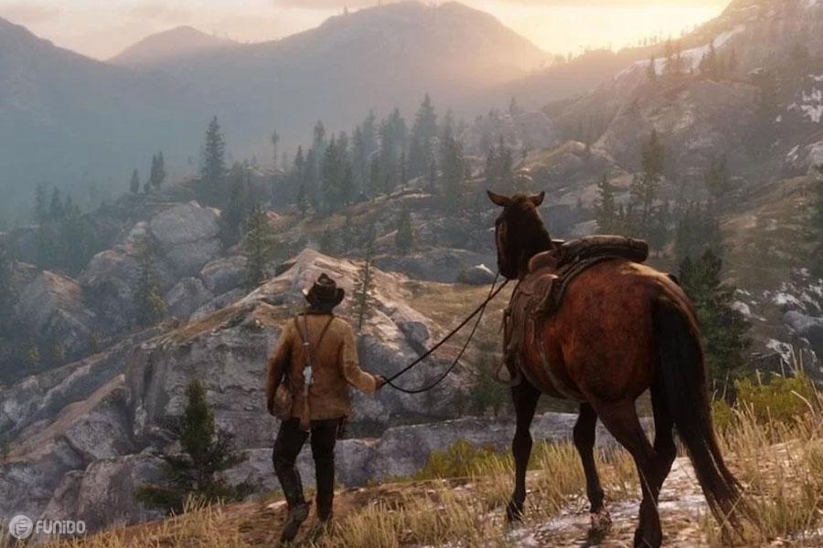راهنمای بازی Red Dead Redemption 2