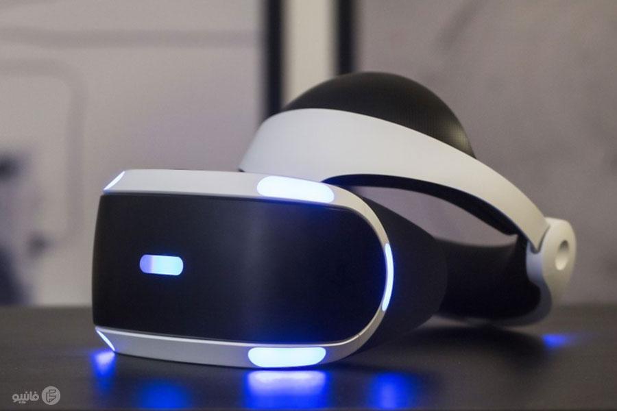 هدست واقعیت مجازی Playstation VR شرکت سونی