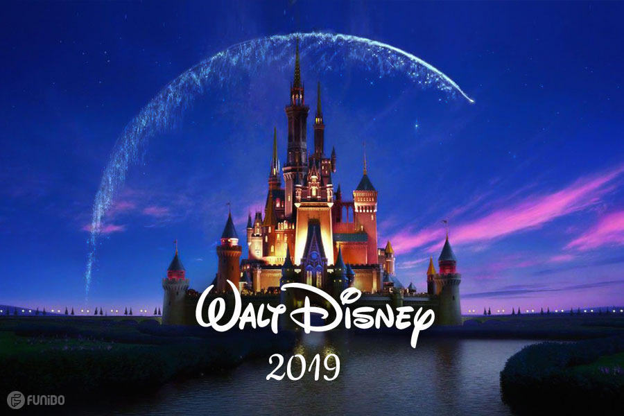 انیمیشن های والت دیزنی در سال 2019