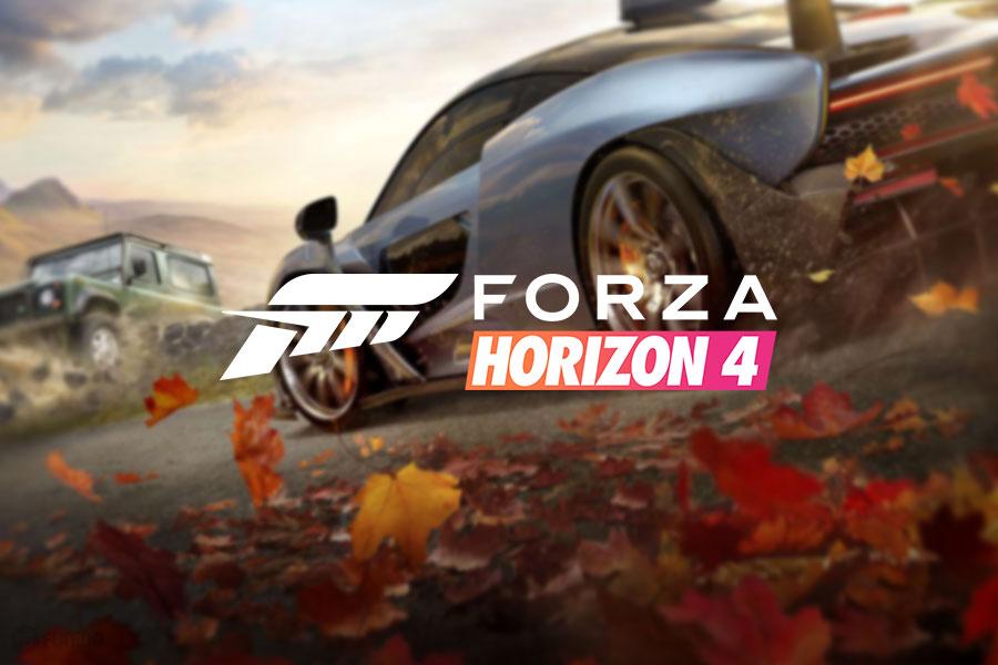 بازی Forza Horizon 4 - فورزا هورایزن 4