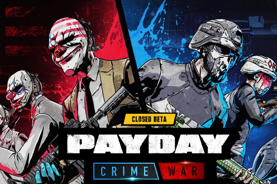 بازی PayDay: Crime War