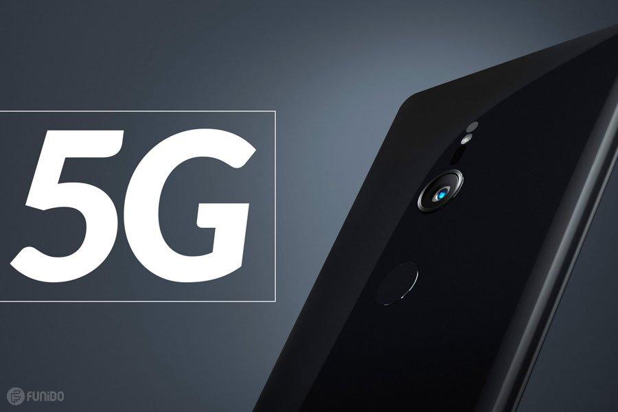 گوشی هوشمند 5G