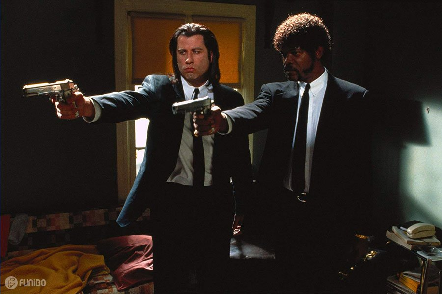 داستان عامه پسند (1994) Pulp Fiction