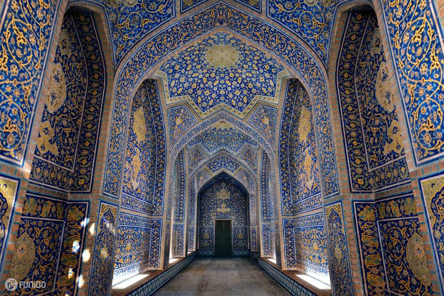 مسجد شیخ لطف الله اصفهان