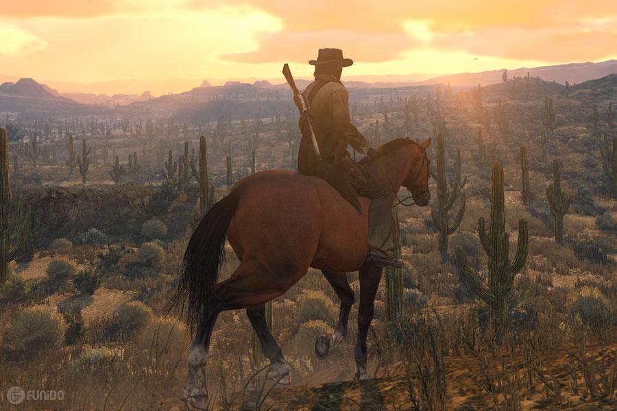 بازی Red Dead Redemption 2 در PS4 Pro