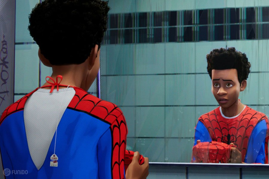 نقد فیلم Spider-Man: Into the Spider-Verse