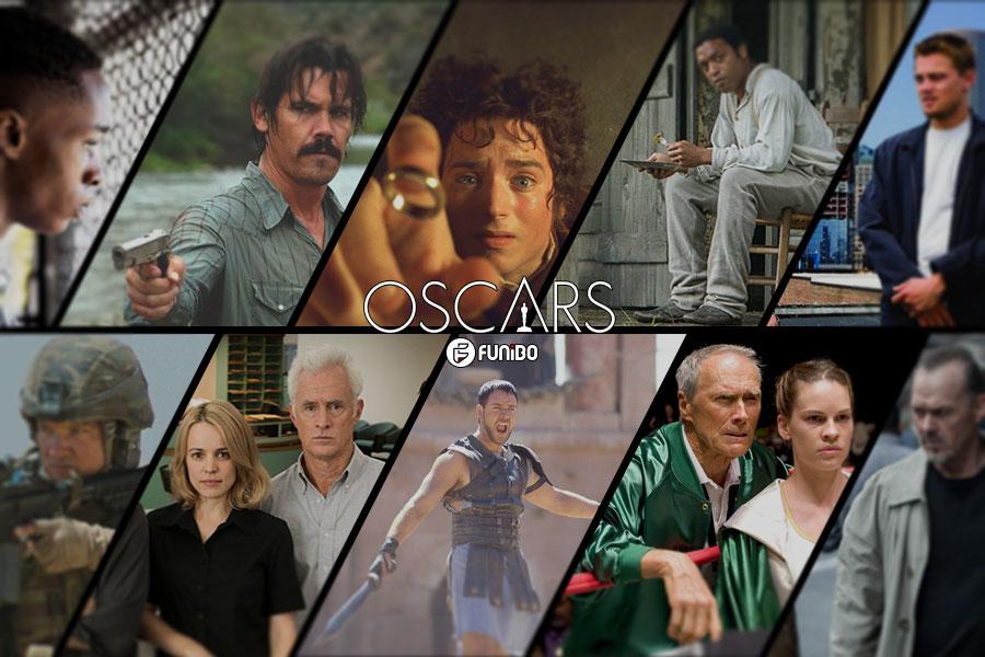 فیلم های برنده جایزه اسکار در قرن 21