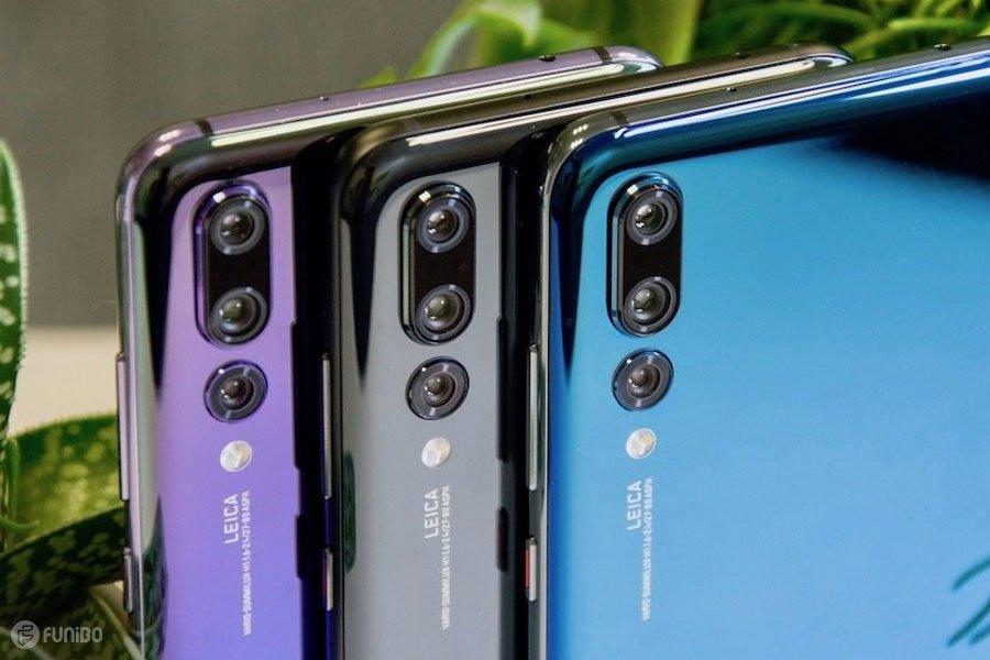 گوشی هواوی P30 - Huawei P30