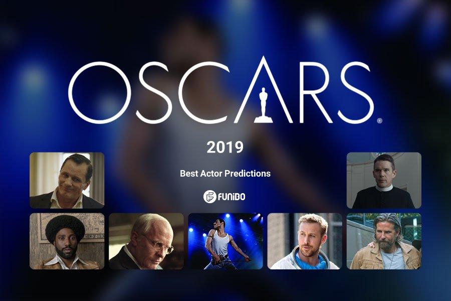نامزدهای اسکار بهترین بازیگر مرد سال 2019