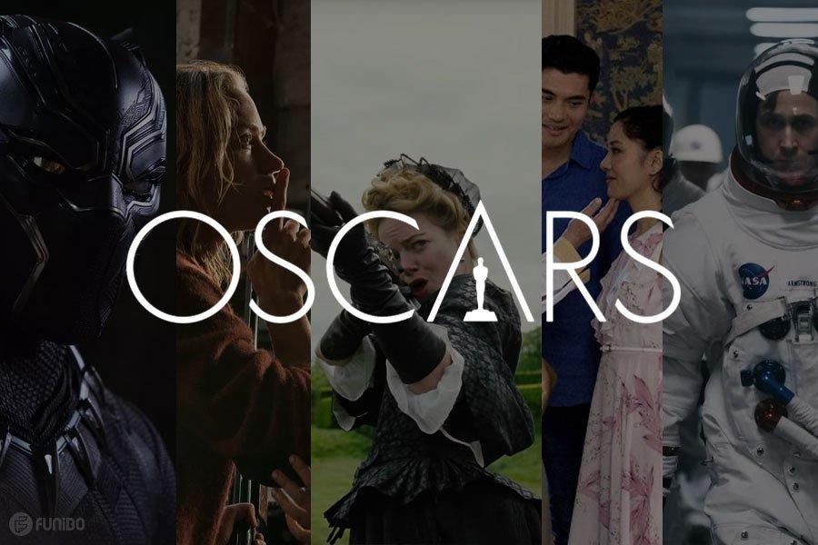 نامزدهای اسکار بهترین فیلم سال 2019
