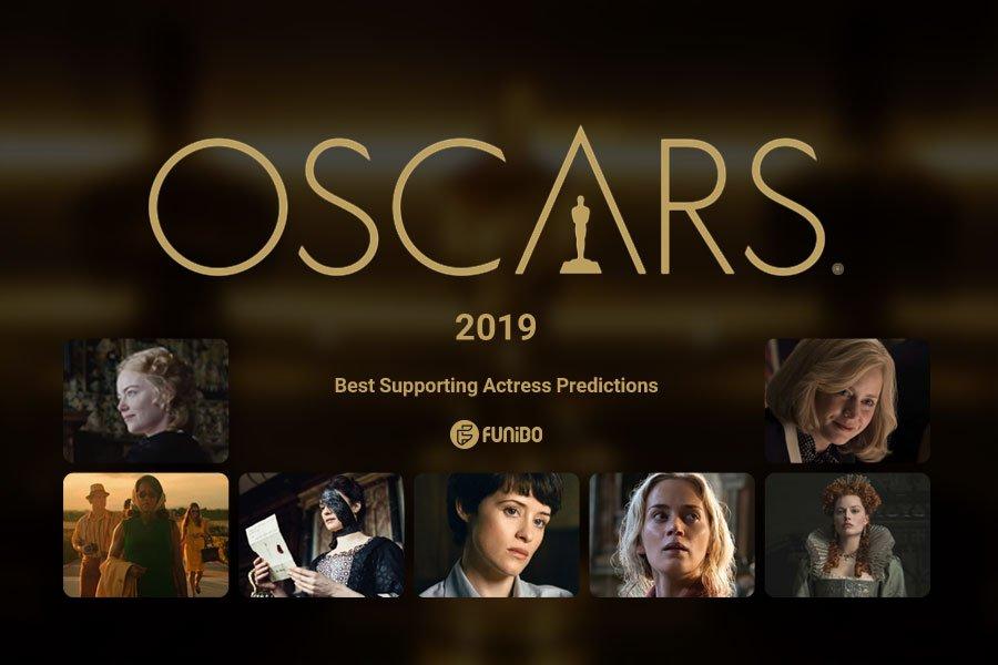 نامزدهای اسکار بهترین بازیگر نقش مکمل زن در سال 2019