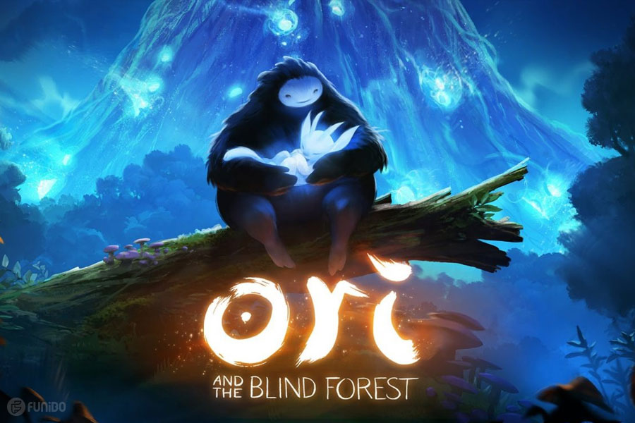 بازی اختصاصی ORI AND THE WILL OF THE WISPS