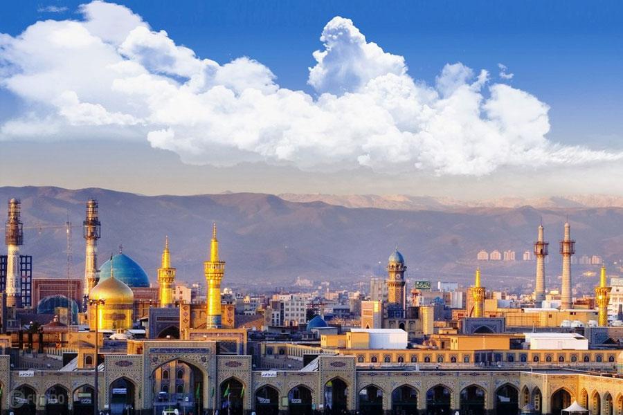جاهای دیدنی مشهد و جاذبه های گردشگری