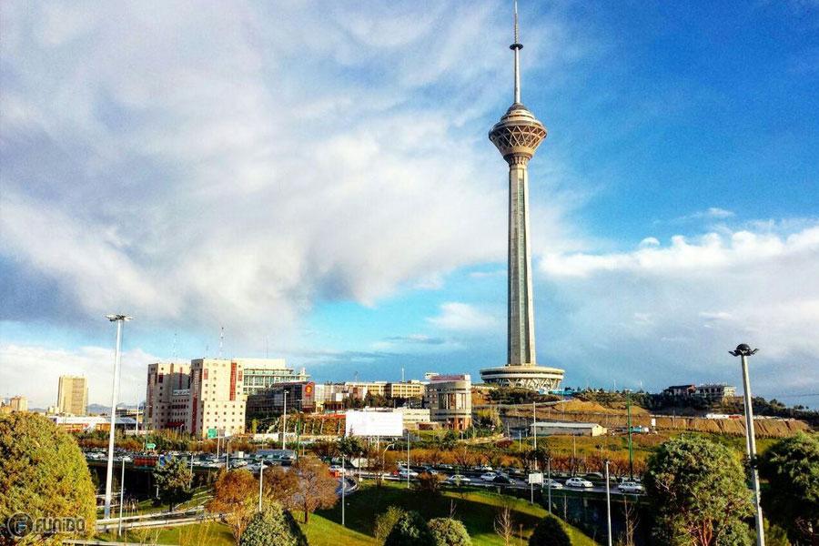 جاهای دیدنی تهران و جاذبه های گردشگری تهران