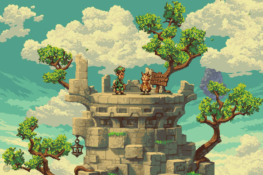 (Owlboy (switch port