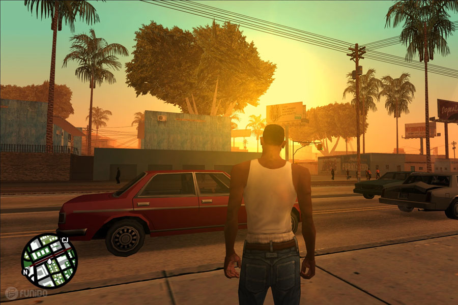 2004 – (Grand Theft Auto: San Andreas (PlayStation 2