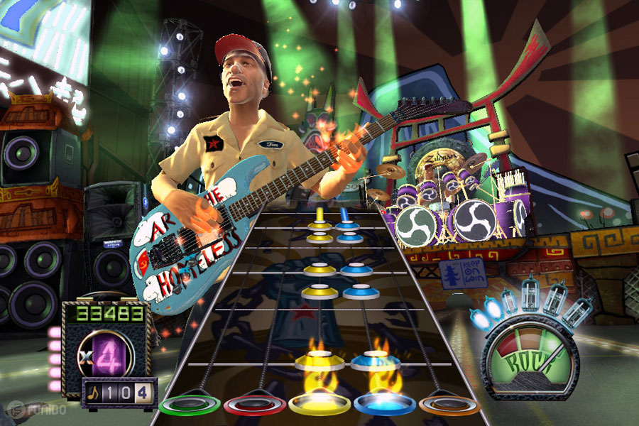 2007 – Guitar Hero III: Legends of Rock (PlayStation 2, PlayStation 3, (Xbox, Xbox 360, Wii, Microsoft Windows, Mac OS X