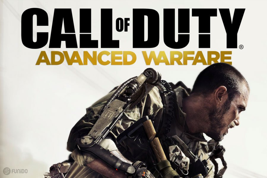 2014 – Call of Duty: Advanced Warfare (PlayStation 4, Xbox One, PC, Xbox (360, PlayStation 3