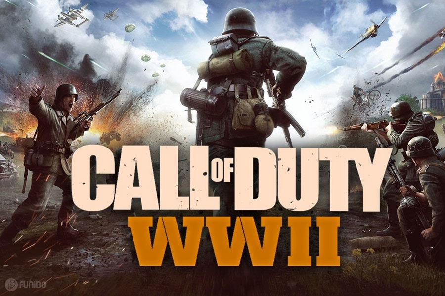 2017 – (Call of Duty: WWII (PlayStation 4, Xbox One, PC