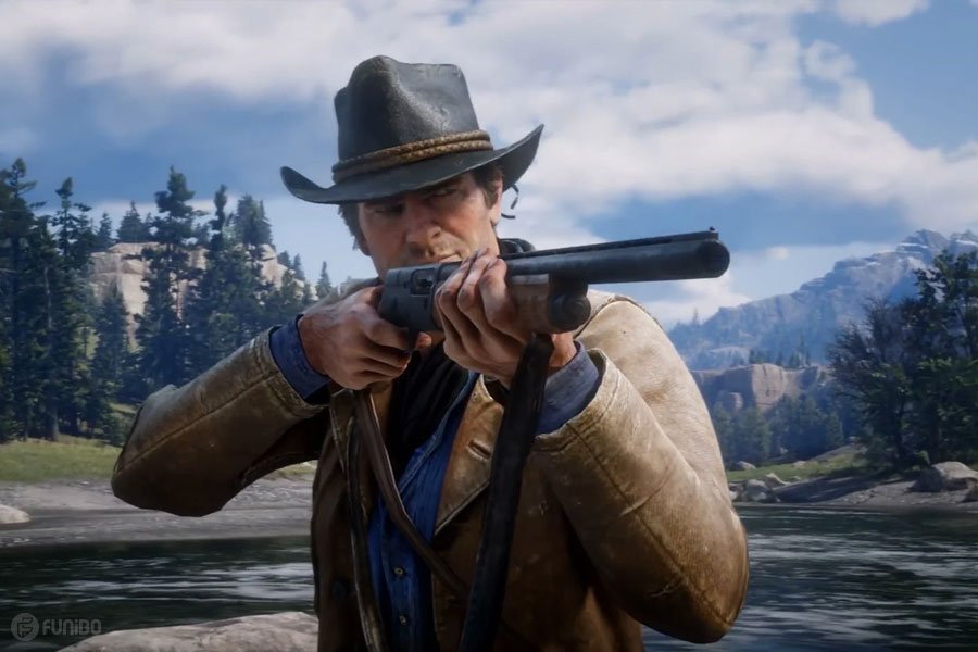 2018 – (Red Dead Redemption 2 (Xbox One, PlayStation 4