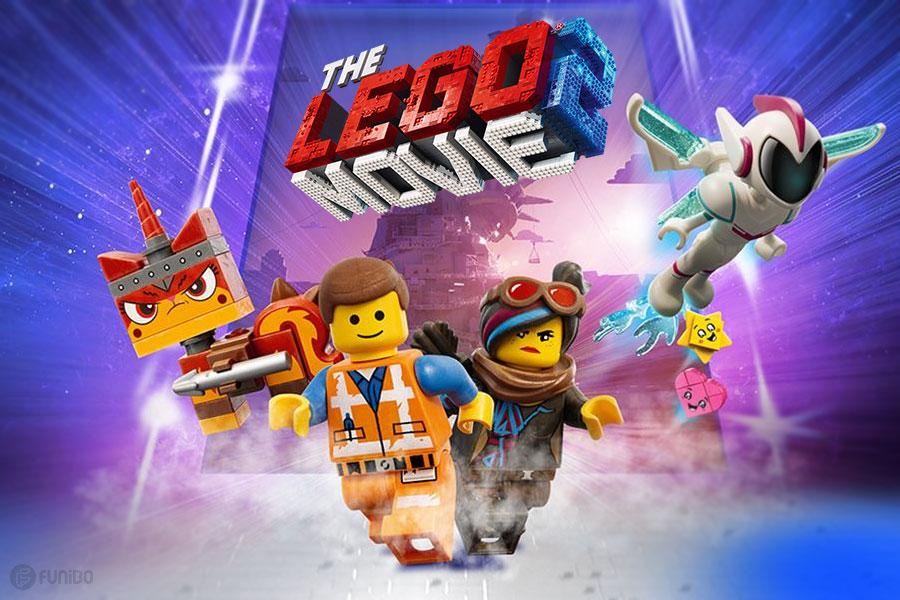 انیمیشن The Lego Movie 2 - نقد و بررسی فیلم لگو 2