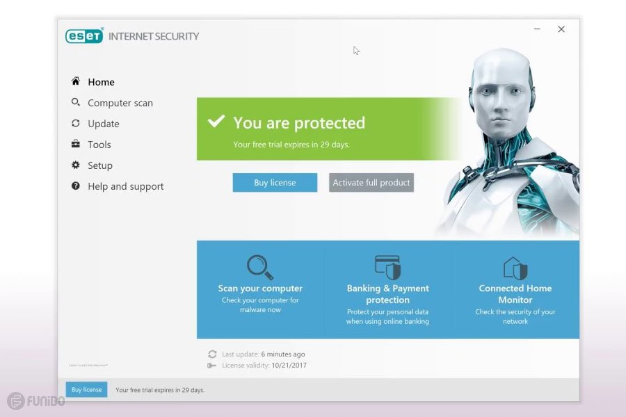 East NOD32 Antivirus