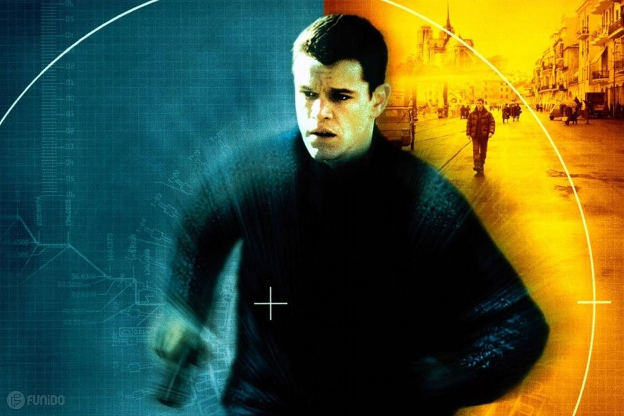 هویت بورن (2002) The Bourne Identity