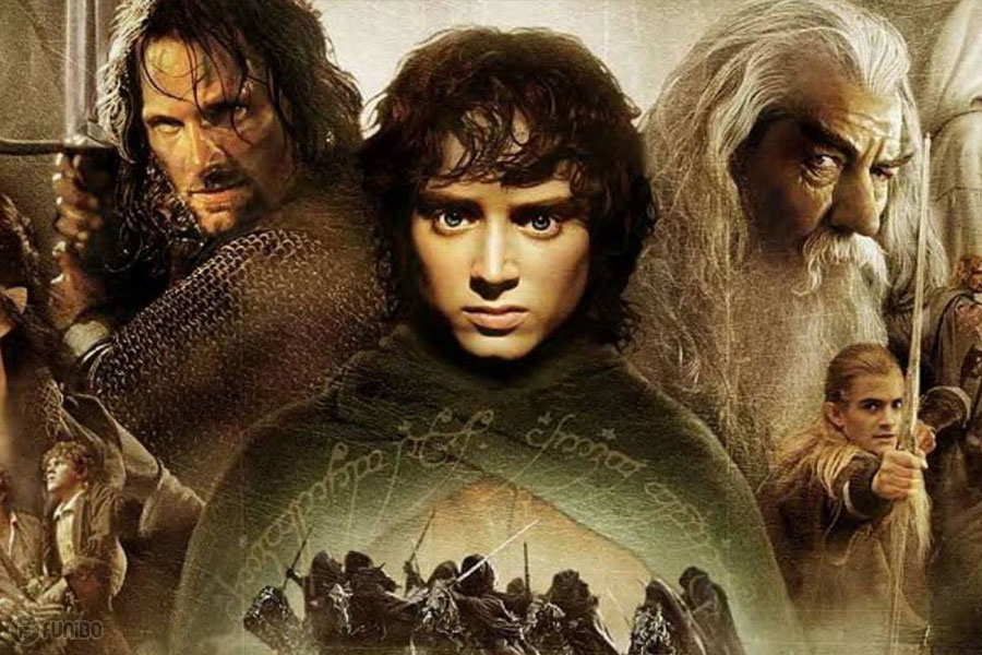 سه‎گانه ارباب حلقه‎ها - The Lord of the Rings