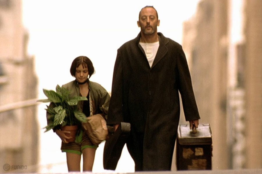 لئون: حرفه‎ای (1994) Léon: The Professional