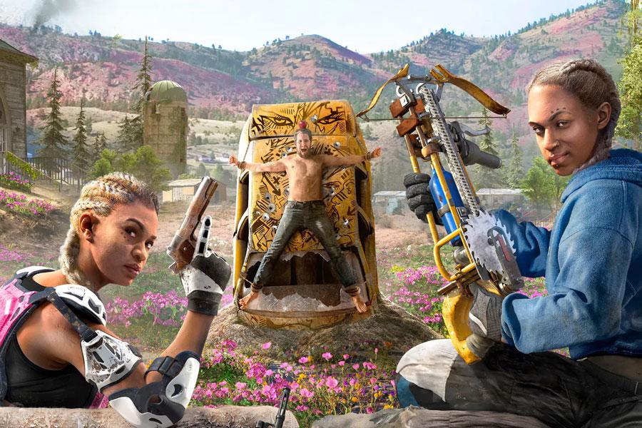بازی Far Cry : New Dawn - نقد و بررسی بههمراه تریلر