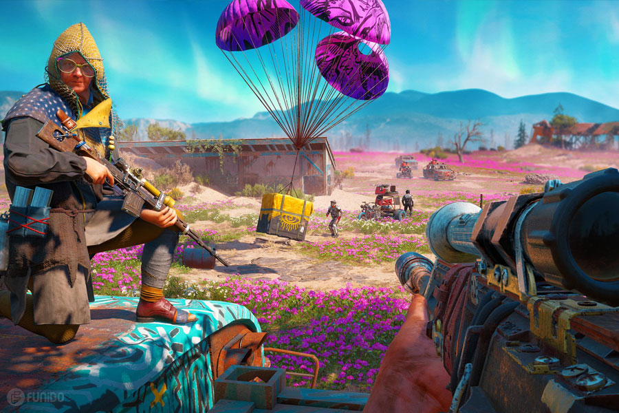 جهان بازی Far Cry : New Dawn