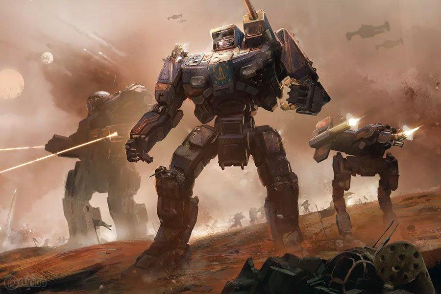 تصویر: https://funibo.com/wp-content/uploads/2019/03/f-The-25-best-PC-Games-11-Battletech.jpg