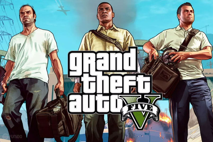 تصویر: https://funibo.com/wp-content/uploads/2019/03/f-The-25-best-PC-Games-17-Grand-Theft-Auto-5.jpg