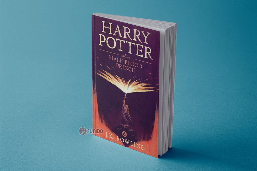 هری پاتر و شاهزاده دورگه اثر جی.کی. رولینگ (Harry Potter and the Half-Blood Prince by J.K. Rowling)