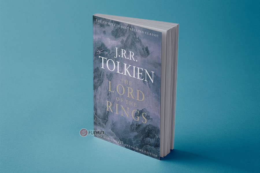 ارباب حلقه ها اثر جی.آر.آر. تالکین (The Lord Of The Ring by J.R.R. Tolkien)