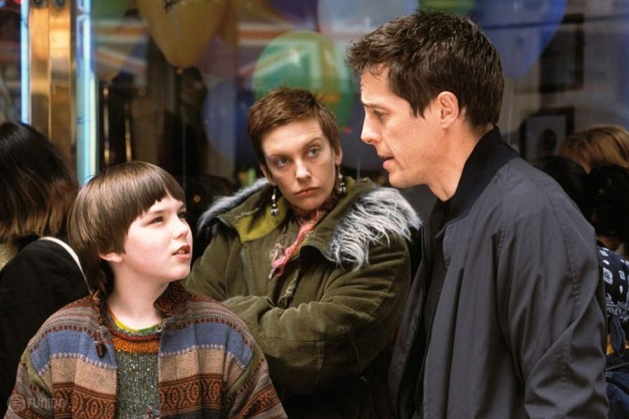 فیلم طنز درباره یک پسر