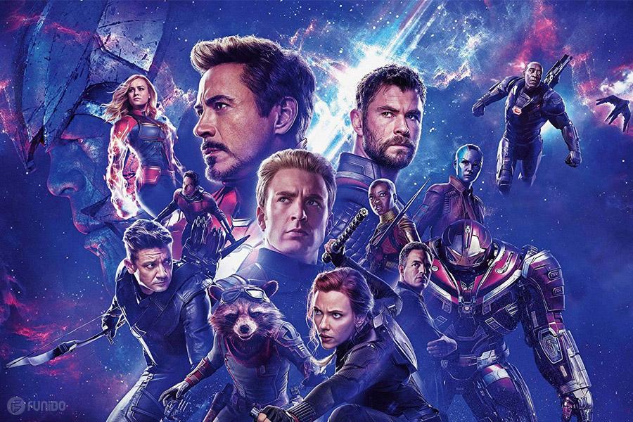 فیلم انتقام جویان : پایان بازی 2019 - Avengers: Endgame نقد و بررسی