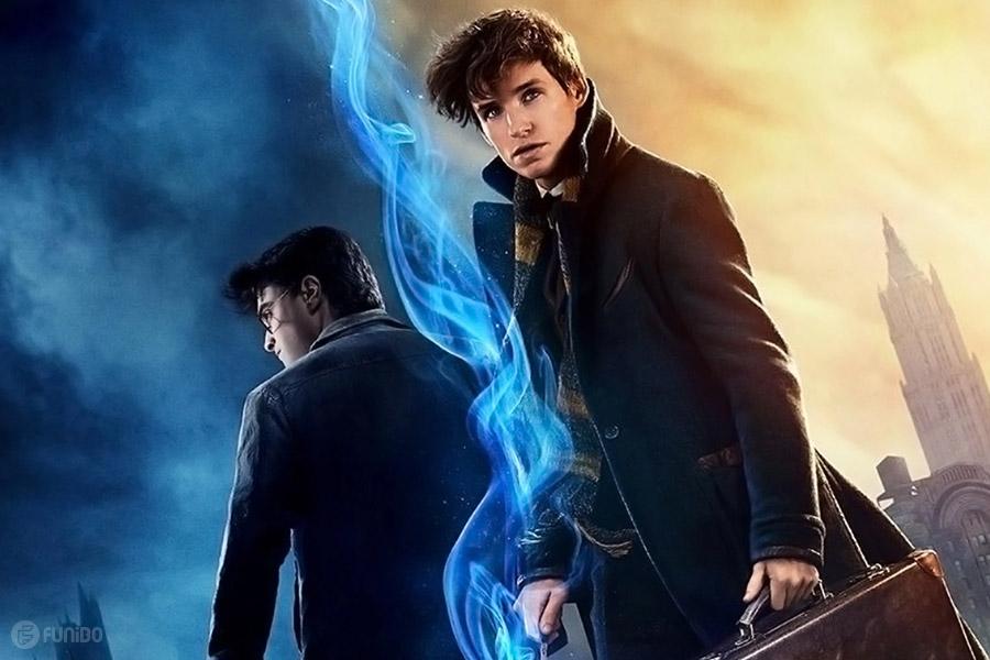 فیلم های هری پاتر و جانوران شگفت انگیز - رتبهبندی مجموعه کامل فیلم Harry Potter