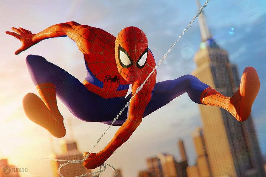 بازی مرد عنکبوتی - نقد و بررسی کامل بازی Spider Man برای PS4
