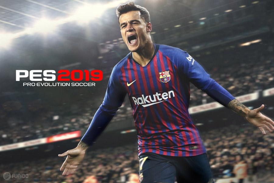 بازی PES 2019 - عصر جدید بازی های فوتبالی کونامی