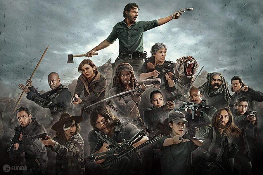 سریال مردگان متحرک The Walking Dead – نقد و بررسی فصل نهم