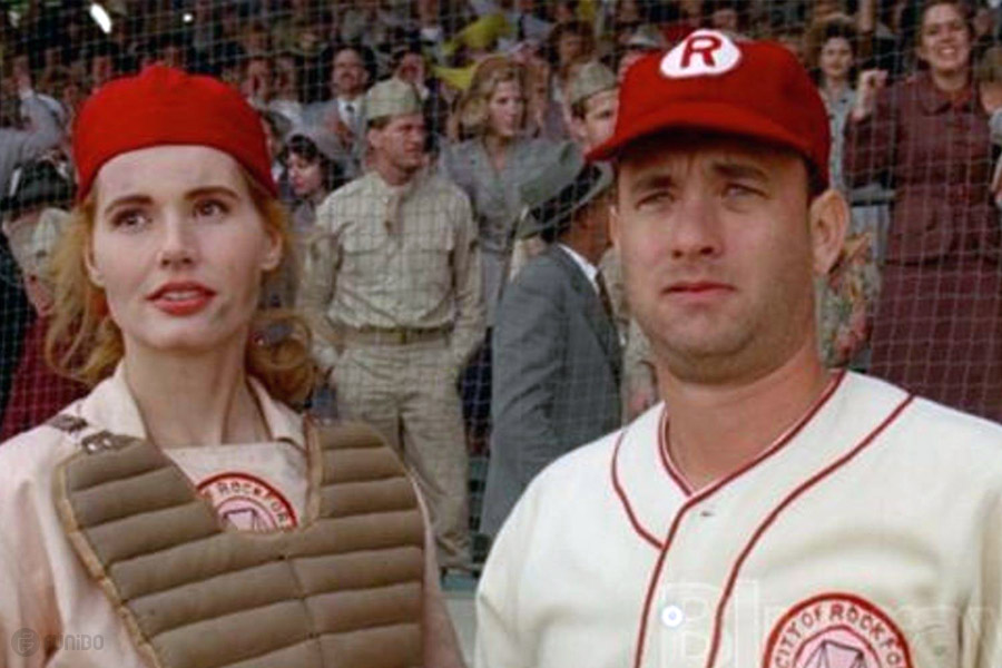 لیگ خودشان (1992) A League Of Their Own