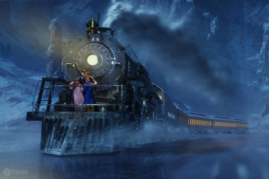 قطار سریع‎السیر قطبی (2004) The Polar Express